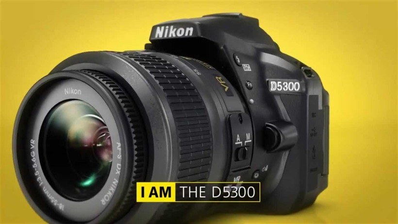 Nikon D5300 for video review and tutorial